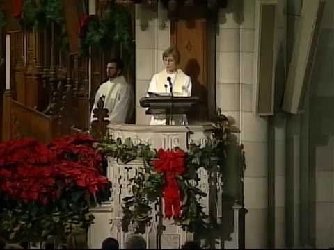 Worship Service - 12/28/14 - Carol Gregg