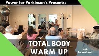 Total Body Warm Up for Parkinson's