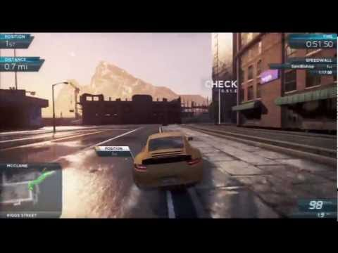 Review Need For Speed Most Wanted Ps3 Playstation Nation
