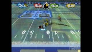 Rayman Raving Rabbids 2 Nintendo Wii Gameplay - Football