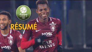 FC Metz - Red Star  FC ( 2-0 ) - Résumé - (FCM - RED) / 2018-19