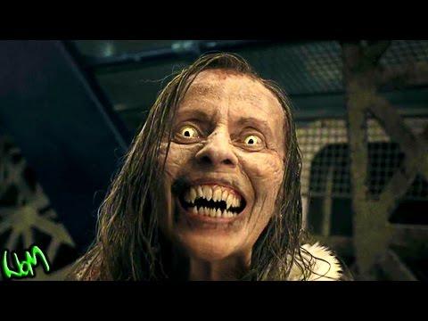 Howl 2015 - Werewolf Transformation! - In Depth