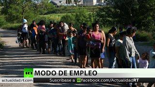 Experto: Mexico brinda empleos a inmigrantes para tener buena relación con EE.UU.