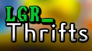 LGR - Thrifts [Ep.9] Discount Store Weirdness
