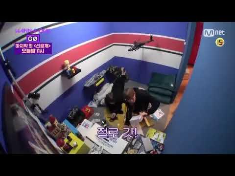 Free Download Wanna One Go Zero Base Ep. 8 Park Woojin Lee Daehwi Mp3 dan Mp4