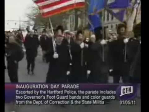 Inaugural Parade of Governor Dannel P. Malloy