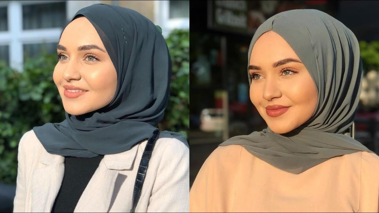 New Hijab Tutorial 2020 Best Hijab Style Tutorial Compilation June 2020 Part 11 Youtube