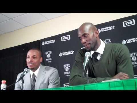 Celtics Legends: A Homecoming for Paul Pierce & Kevin Garnett