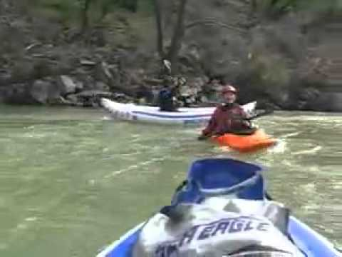 Sea Eagle 330 Kayak Review