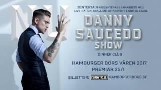 Danny Saucedo - NU på Hamburger Börs