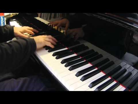'Long Kiss Goodbye' By HAL CALI, 'Naruto Shippuden' Ending 7, For Piano Solo