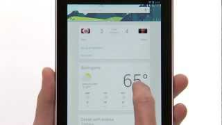 Google Nexus 7 Tablet Android Jelly Bean Tips