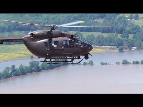 Arkansas Governor Flies Over Massive Flood