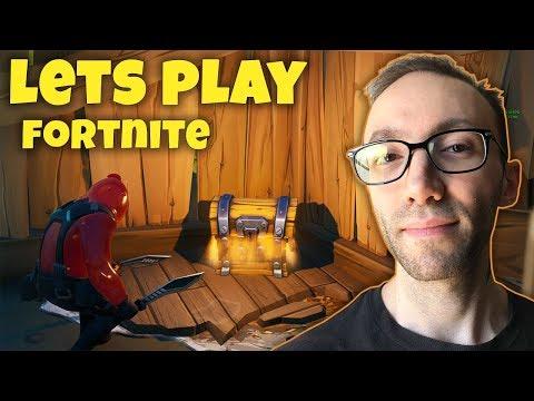 Lets Play Fortnite - ببینید این اسکین چه تغییری کرد