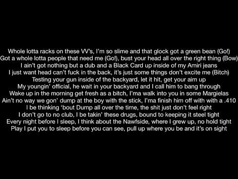 NBA Youngboy – Self Control (Official Music Video Lyrics)