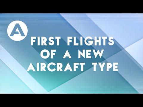 Flight Tests - Ep.2: First Flights