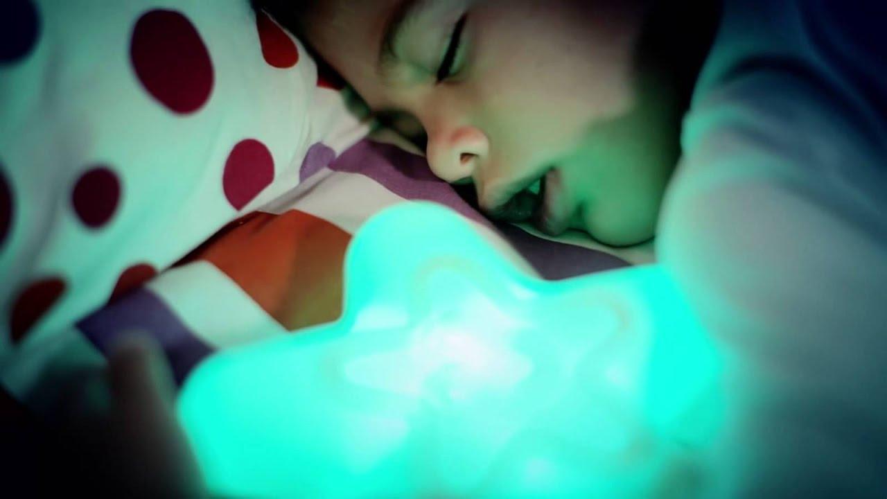 Babylamp luce notturna per bambini Quaranta Settimane - YouTube
