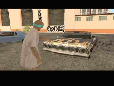 GTA San Andreas : Missi 14  Cesar Vialpando