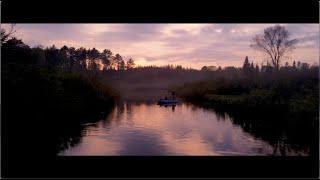 Fishing with a Friend | DARK WATERS FLY SHOP | fly fishing upper peninsula Michigan