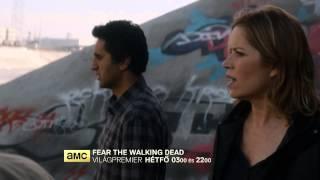 Fear the Walking Dead – világpremier aug. 24.