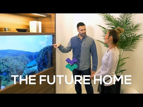 Panasonic Living: The House of the Future!