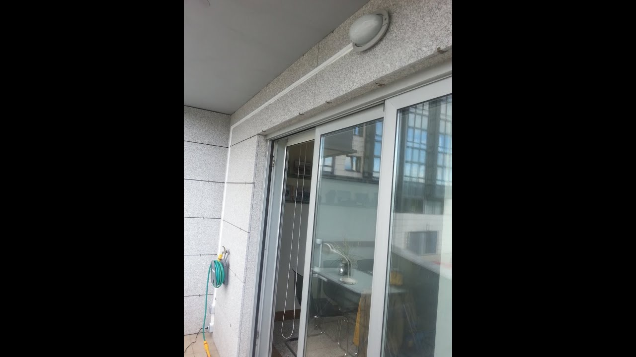 Enchufe desde foco terraza exterior plug from light outdoor youtube - Enchufe exterior estanco ...
