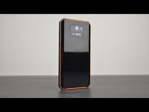 Nomu M6 Pro - реально лучший по дизайну защищённый смартфон!
