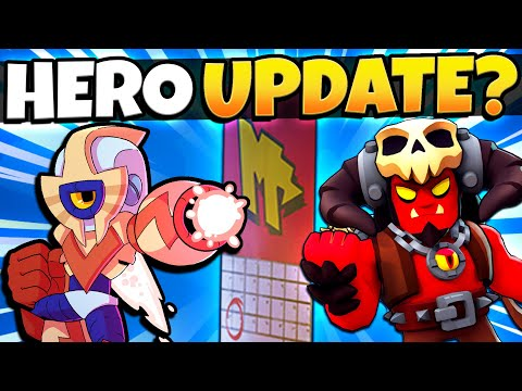 Brawl Talk Date Revealed!? Hero Update Theme & Brawler? Update Predictions!