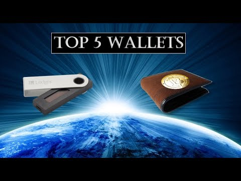How to Store Cryptocurrencies Safely - Top 5 Best Cryptocurrency Wallets & Options