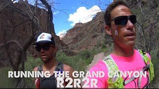 Grand Canyon-Rim to Rim to Rim-R2r2r