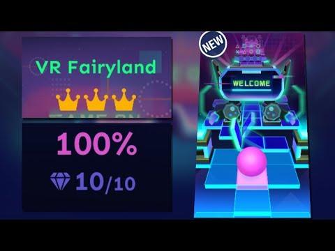 Rolling Sky - VR Fairyland