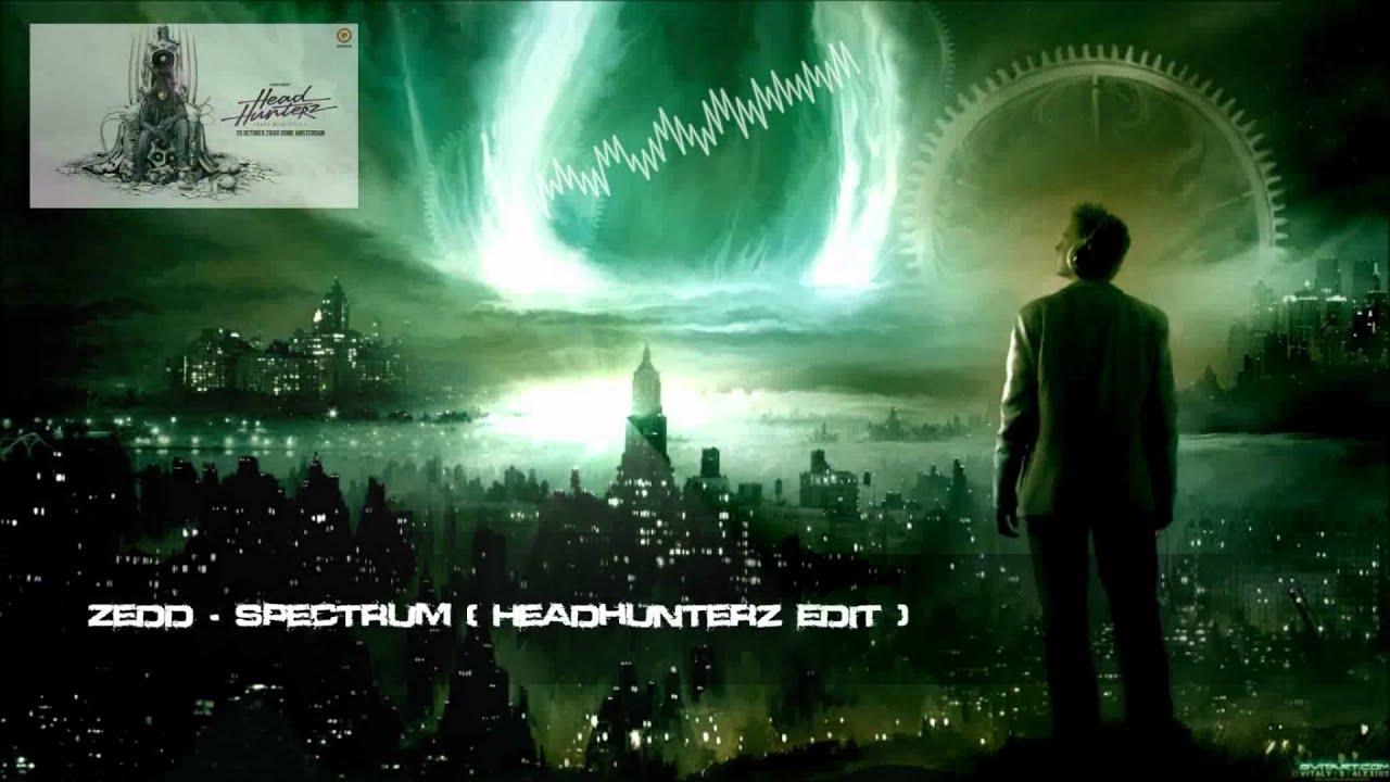 Zedd – Spectrum (Headhunterz Edit) (Remastered Rip) [HQ Original]