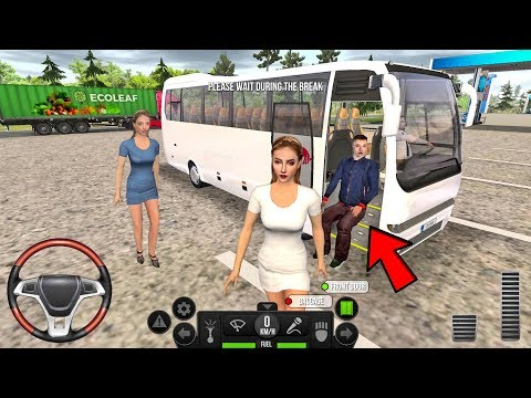 Bus Simulator Ultimate #1 Let's go to Dortmund! Android gameplay