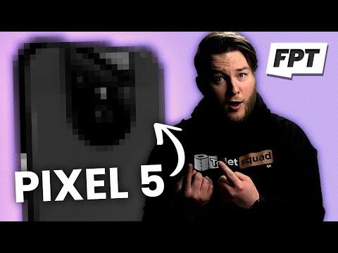 GOOGLE PIXEL 5 - FIRST LOOK! (exclusive)