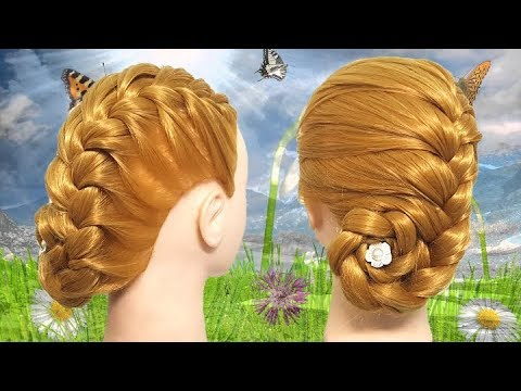 Download 3 Minute Elegant Bun Hairstyle Every Girl Doesnt Already