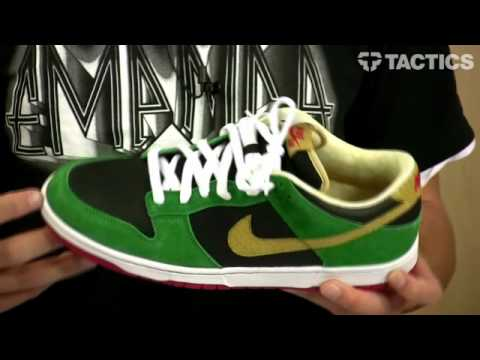 Nike SB Dunk Low Miller High Life - YouTube