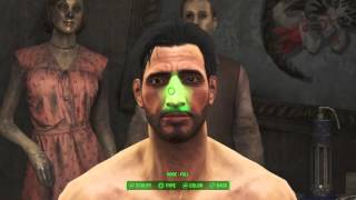 Fallout 4 Where To Get Tattoos & Facial Surgery & Change Skin Color