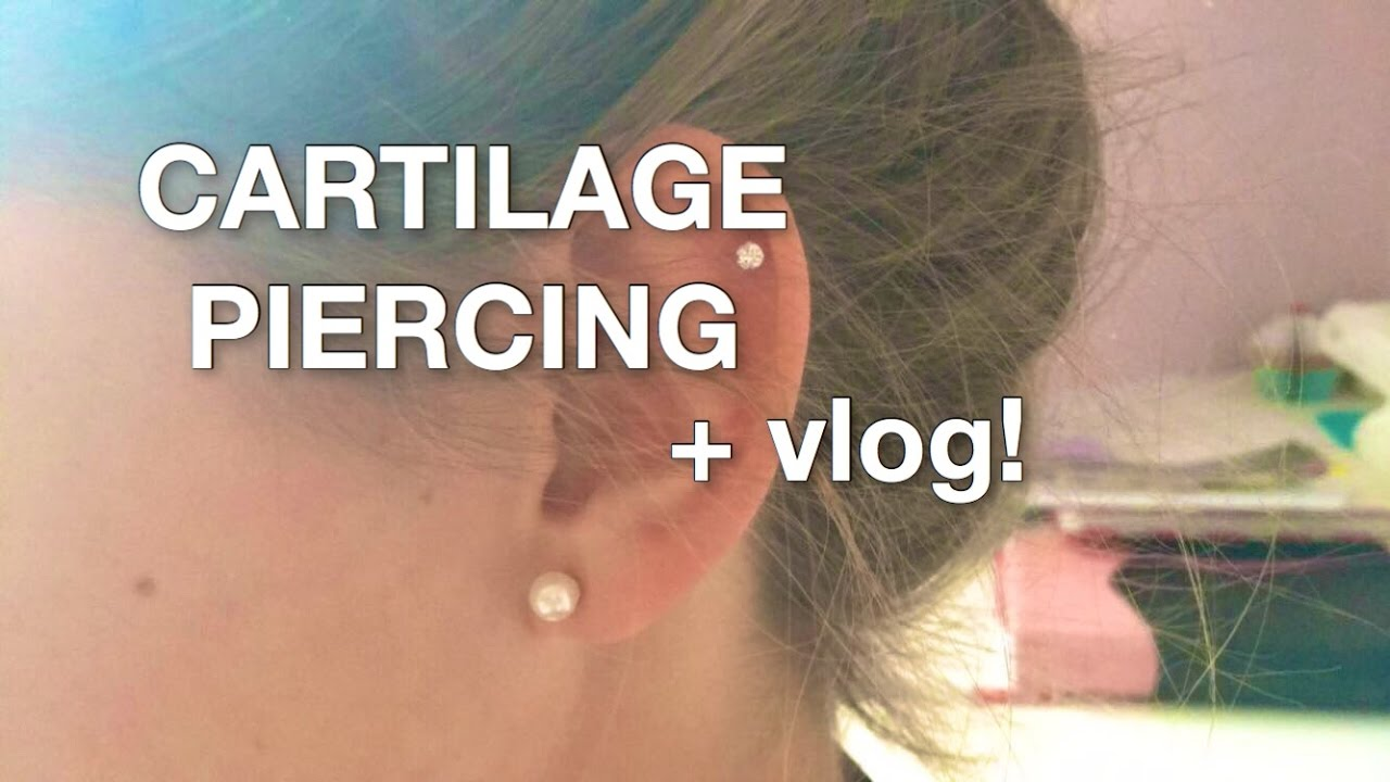 Cartilage Piercing At Claire S