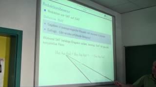 NP-Vollständigkeit ☆ Informatik Vorlesung