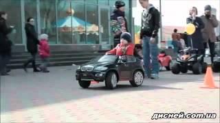 видео Детский электромобиль Barty BMW-X6 JA-JJ258 (2M2BR) (лицензионная модель)