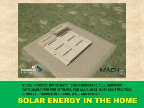 SOLAR AEOLIC SOUTH AMERICA FARM 2017