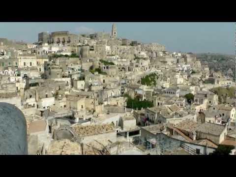 """MATERA La città dei Sassi """"the city of the Sassi"""" Full HD"""