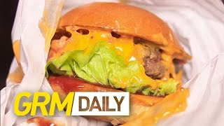 Best Burger In London | Ep.03 - Patty & Bun [GRM Daily]