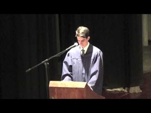 Discurso Graduacion Alvaro Perez Colegio Santiago de Leon de ...