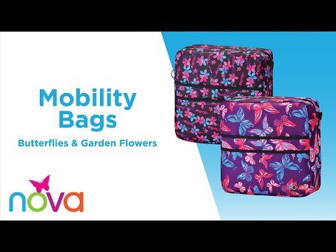 Mobility Bags For Rolling Walkers, Folding Walkers, Transport Chairs & Wheelchairs