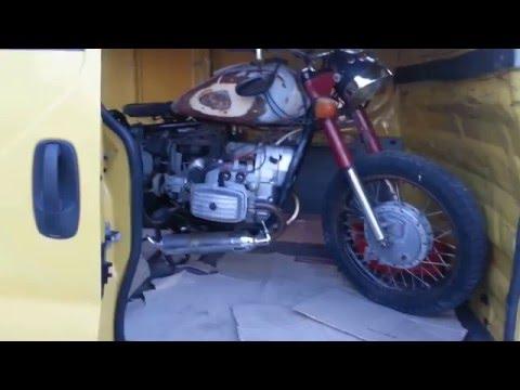 Перевозка мотоцикла Киев.Услуги грузчиков.