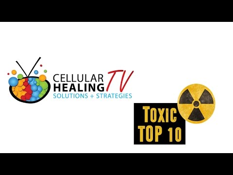 Detox Your Life - Toxic Top 10  - CHTV 101