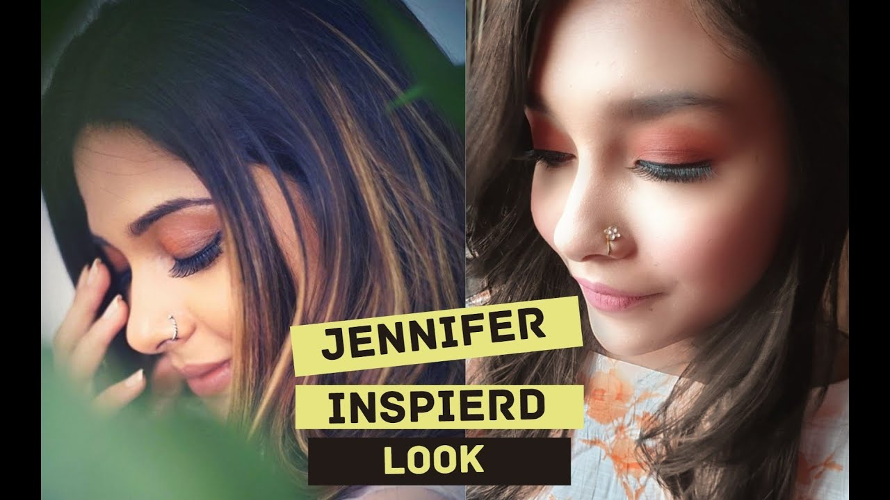 Jennifer Winget (ZOYA) inspired look   Bepannah Look ...