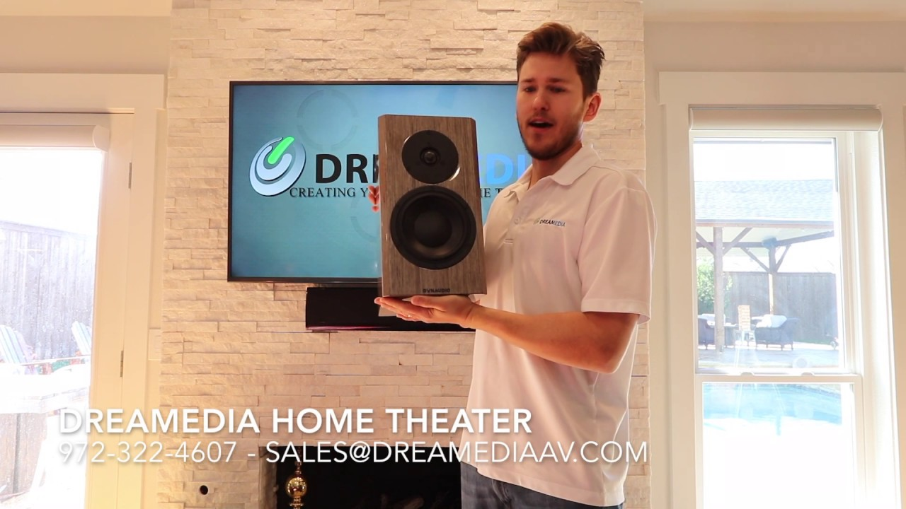 Dynaudio Special Forty 40 QUICK review HIFI STEREO