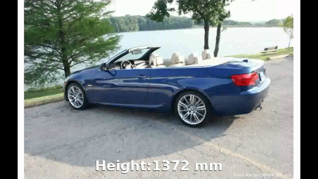 2017 Bmw 335 Is Convertible Specs Review